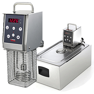 Cuiseur basse temp rature sous vide table de cuisine for Machine de cuisson